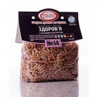 """Макароны """"Здоровье"""" №14 0,5 кг. с семенами расторопши (твердые сорта пшеницы)"""