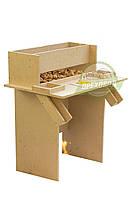 Стол для переборки грецкого ореха (одноместный)