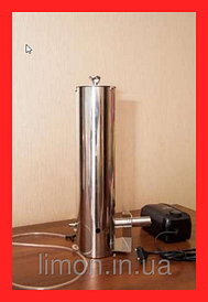 Дымогенератор холодного копчения SmoGen-1 (1,4л)+ПОДАРОК (РЕЦЕПТЫ)