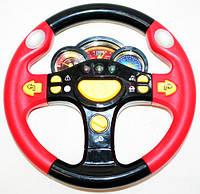 Интерактивный музыкальный руль Маленький водитель