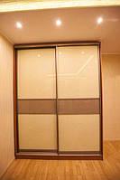 Шкаф-купе Цветное стекло (1800х600х2400)