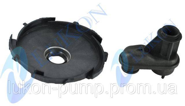 Диффузор и трубка вентури для повехностного насоса JS100, фото 2