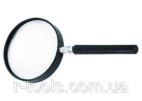 Лупа 3-кратная, D 75 мм, с рукояткой SPARTA 913715