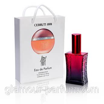 Cerruti 1881 pour Femme (Черутти 1881 Пур Фем) в подарочной упаковке 50 мл. (реплика) ОПТ