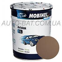 Автоэмаль однокомпонентная автокраска алкидная 509 Тёмно-бежевая Mobihel, 1 л