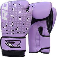 Детские боксерские перчатки RDX S3PL 4oz