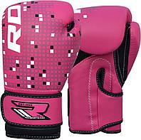 Детские боксерские перчатки RDX J3B 6oz