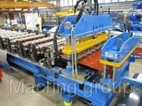 Линия по производству металлочерепицы «Монтеррей»