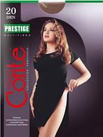 Тонкие женские колготы Conte Prestige 20 den
