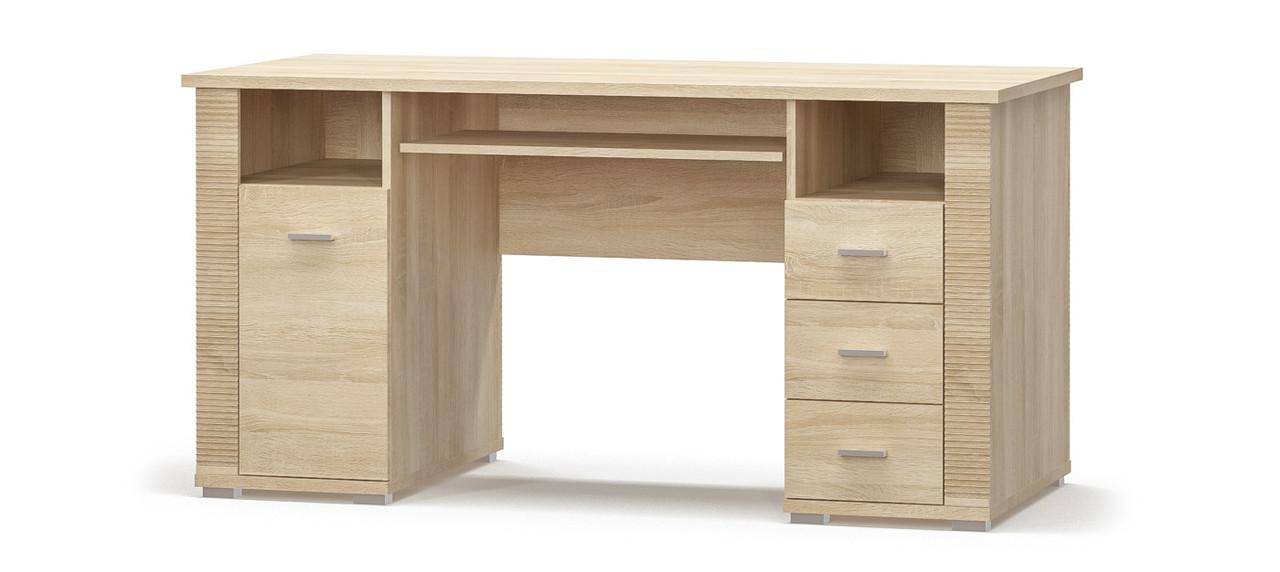 Письменный стол 1Д 3Ш Гресс Мебель-сервис
