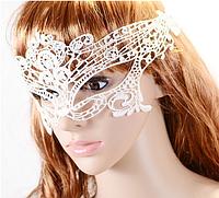 Сексуальная маска на глаза кружевная на вечеринку, маскарад, танцы