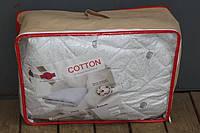 Одеяло полуторное ТЕП Cotton Microfiber - холлофайбер