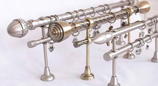 Трубы для кованых карнизов 16 мм
