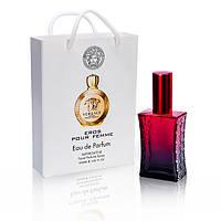 Versace Eros Pour Femme (Версаче Эрос Пур Фем) в подарочной упаковке 50 мл.