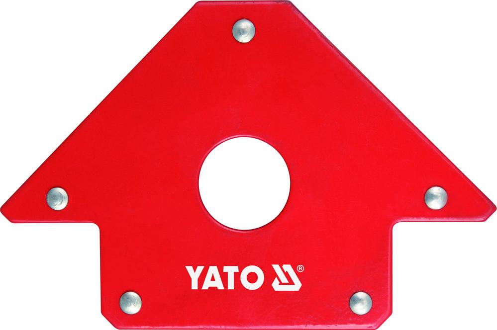 Магнитная струбцина для подготовительно-сборочных работ перед сваркой YT-0864