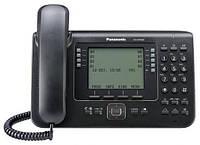 Проводной IP-телефон Panasonic KX-UT248RU-B Black