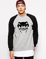 Комбо свитшот VENUM (крупный значёк )