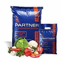 Удобрение PARTNER ™NPK 19:08:20+S+ME (25 кг)(для ягодных и плодоовощных к-р)