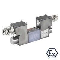 Гидрораспределители Bosch Rexroth прямого действия, без электрической обратной связи 4WRA 6../..XE   (Рексрот)