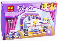 """Конструктор аналог LEGO Friends 41004 Bela """"Генеральная репетиция"""" 10155 (198 деталей) АВ, КК"""