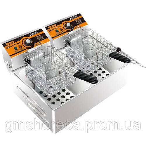 Фритюрница Inoxtech EF 82 EX