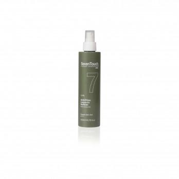 Seven touch reconstruct 7 Флюид для кудрявых волос 200 мл