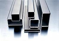 Алюминиевая труба профильная 40х30х4,0 АД31 Т5 купить