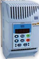 Преобразователь частоты EU CFW08 0065 T 3848, 380V 6,5A/2,2kW (ДТ)