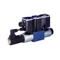Гидрораспределители Bosch Rexroth прямого действия с электрической обратной связью 4WREEM   (Рексрот)