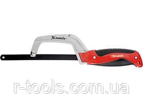 Ножовка по металлу, 250 мм, обрезиненная рукоятка MTX 7756059