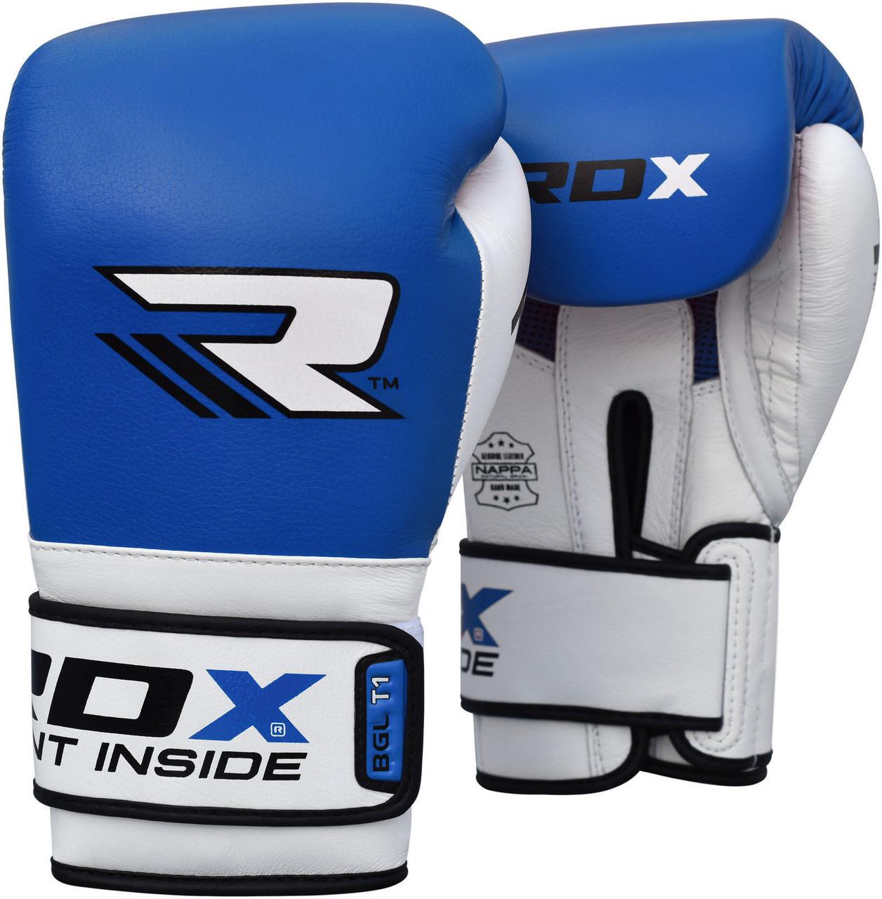 Боксерские перчатки RDX Boxing Glove BGL-T1 Gel Pro U 14 oz