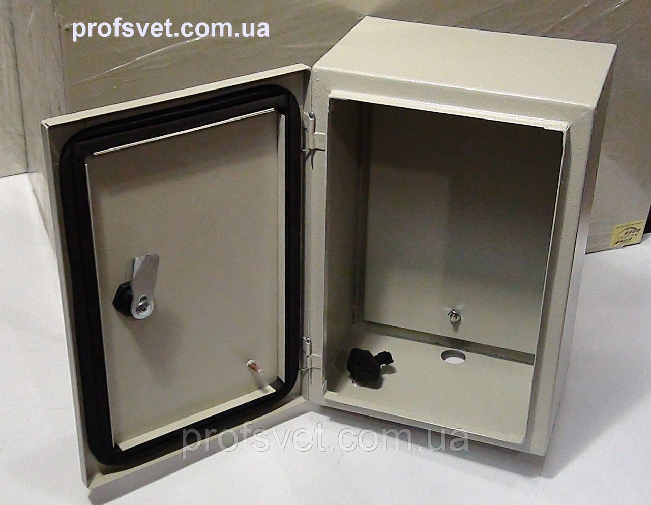 Щит металлический герметичный 200х300х150 IP54