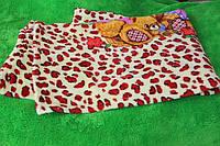 Простынь детская махровая из микрофибры Cloris