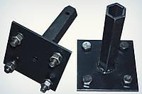 """Піввісь """"Zirka 105"""" """"Преміум"""" (кована шестигранна труба, діаметр 32 мм, довжина 170 мм), фото 1"""