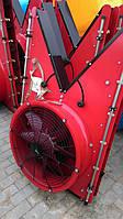 Колонна вентиляторная типа К (металл, 8 + 8 форсунки инжекторные щелевые внутри шахты), фото 1