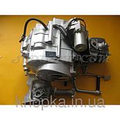 Двигатель Alpha 125 (куб.см.) Механика