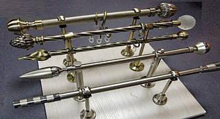 Трубы для кованых карнизов 19 мм