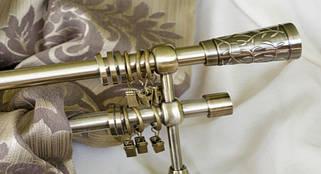 Аксессуары и комплектующие для кованых карнизов 25 мм