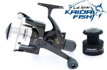 Рыболовная безынерционная катушка KAIDA COBRA CB-640A-6BB