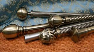Трубы для кованых карнизов 25 мм
