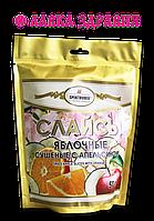 Слайсы яблочные с апельсином, 50г