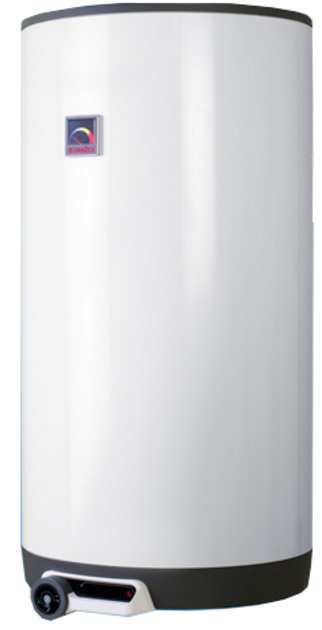 Бойлер Drazice OKC 125/1 m2 модель 2016 (120 литров, комбинированный)