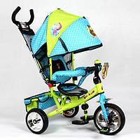 Детский трехколесный велосипед Маша и Медведь (MM 0156-01)