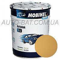 Автоэмаль однокомпонентная автокраска алкидная 210 Примула Mobihel, 1 л