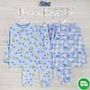 Детские пижамы для мальчика 98_104_см, теплый трикотаж, 2208фуп, в наличии 92,104,116 Рост