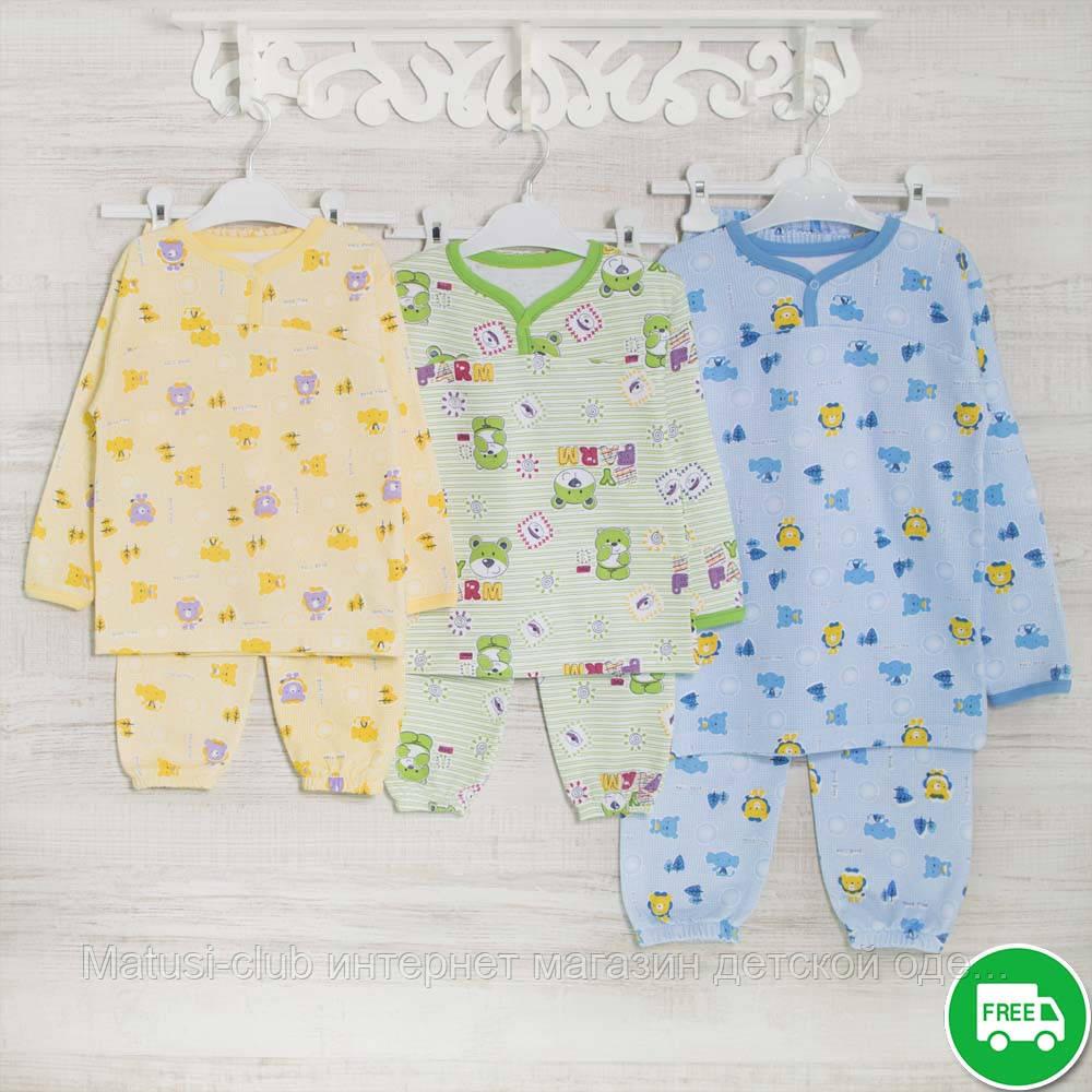 Пижамы для мальчиков _1_3-5лет,2208фуп  трикотаж с начесом, 2208фуп, в наличии 92,104,116 Рост - Matusi-club интернет магазин детской одежды в Киеве