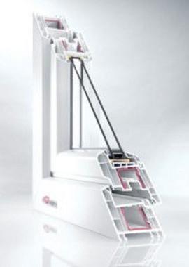 Окна металлопластик в квартиру REHAU Brillant-Design