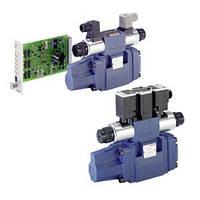 Гидрораспределители Bosch Rexroth  непрямого действия, без электрической обратной связи 4WRZ(E) (Рексрот)
