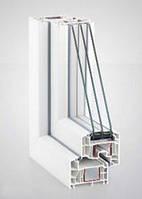 Окна металлопластиковые  в дом REHAU Euro-86 plus