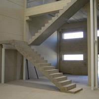 Сдвоенная форма для лестничных маршей, фото 1